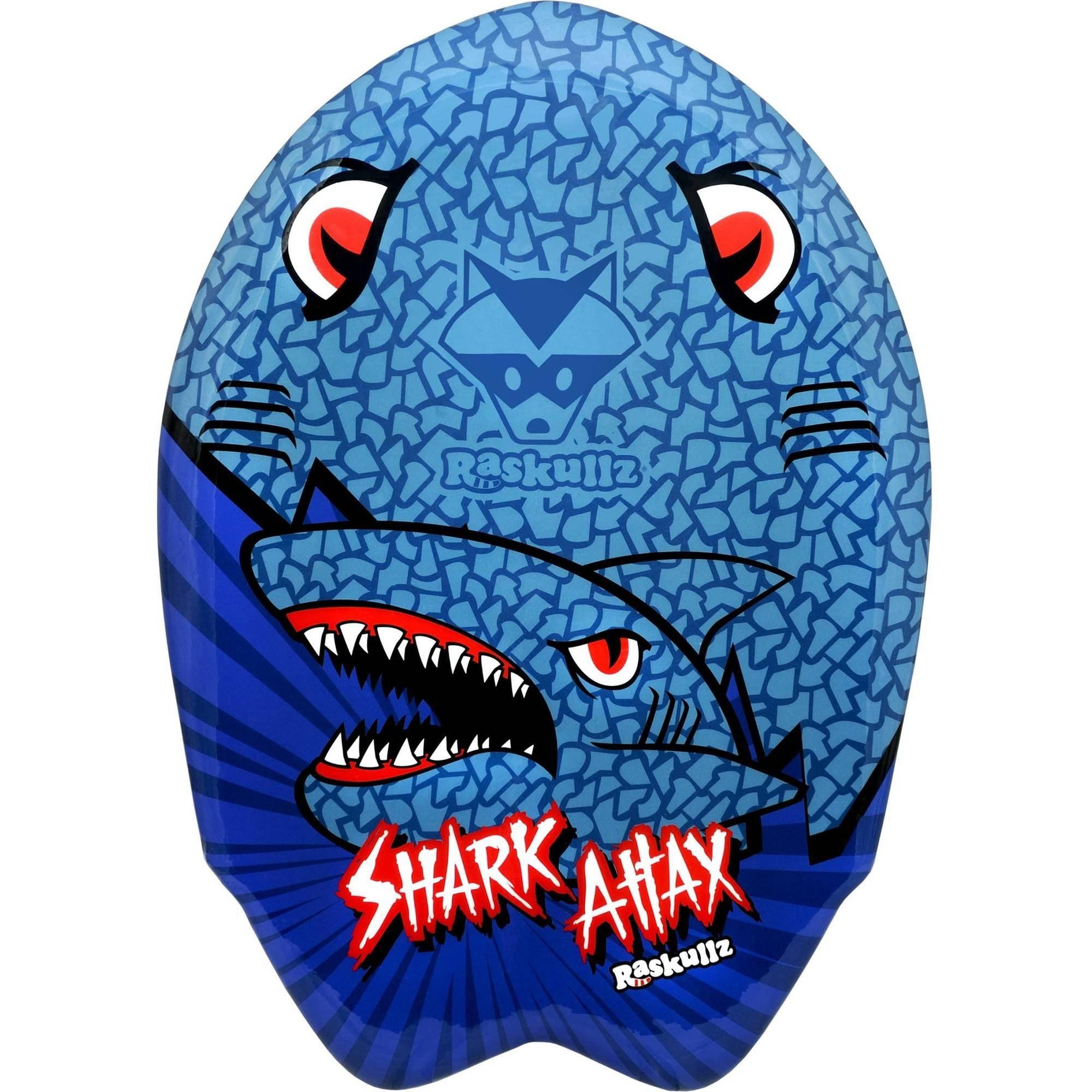 Raskullz Shark Attax Kickboard
