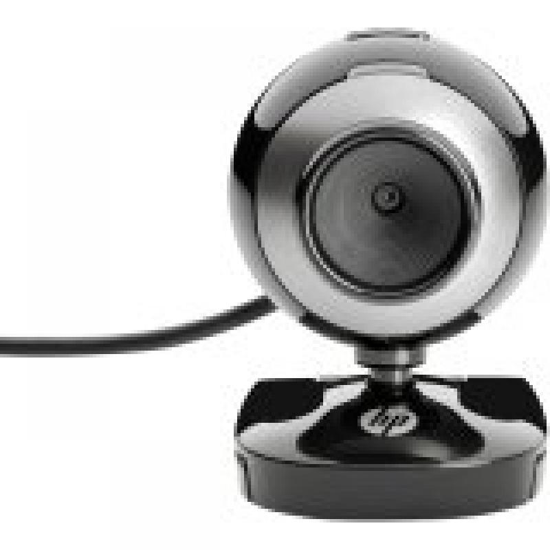 HP D8Z08AA Webcam - 1 Megapixel - USB - Widescreen - Microphone