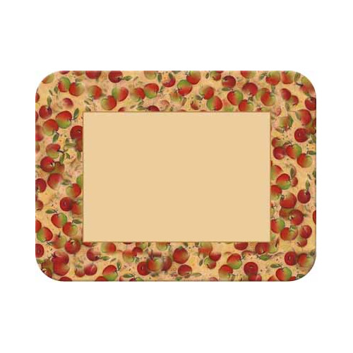 McGowan Tuftop Apples Border Cutting Board