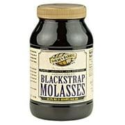 Golden Barrel Blackstrap Molasses, Unsulphured, 32 oz