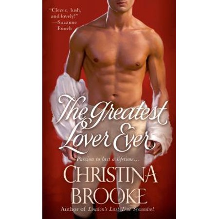 The Greatest Lover Ever - eBook