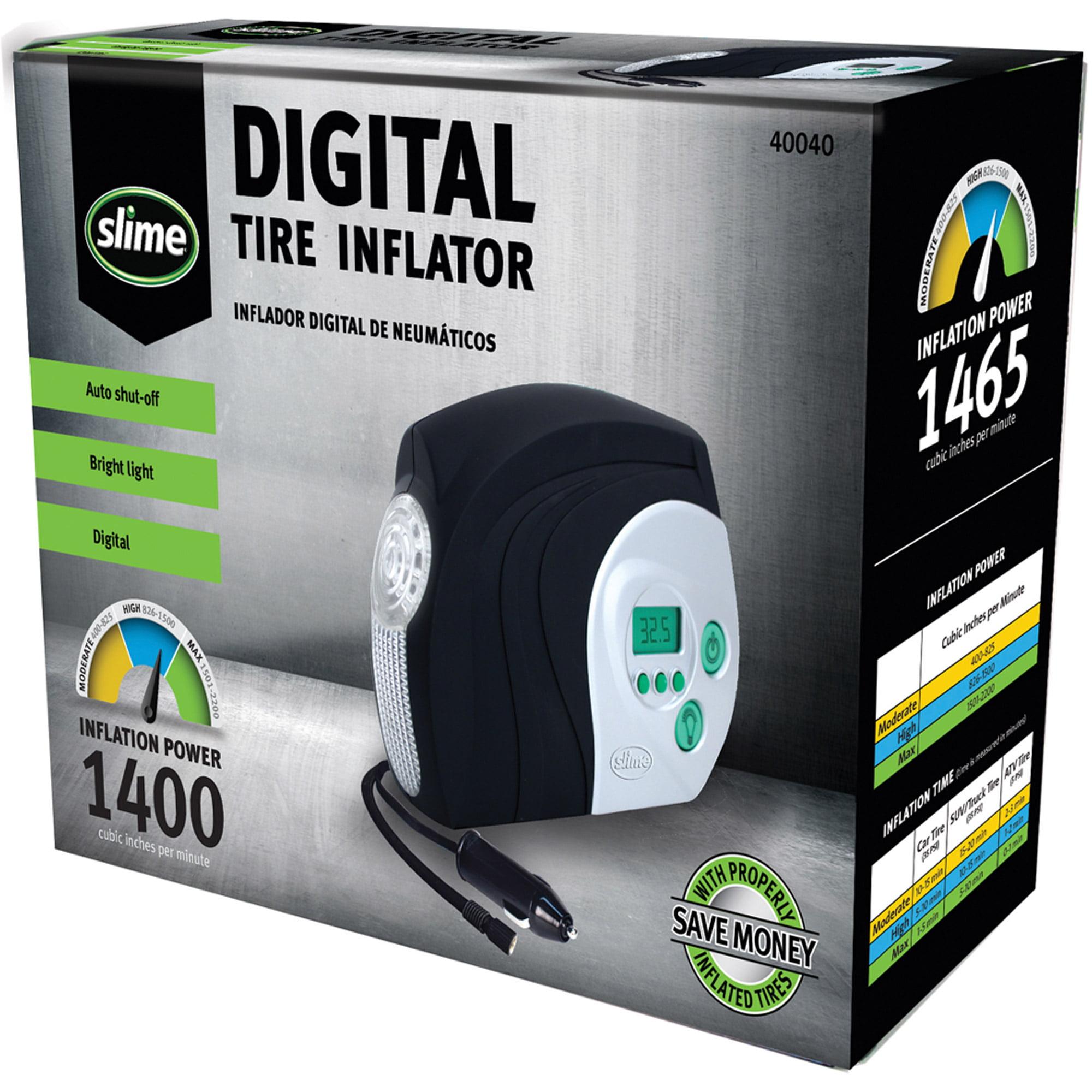 Slime Digital Tire Inflator