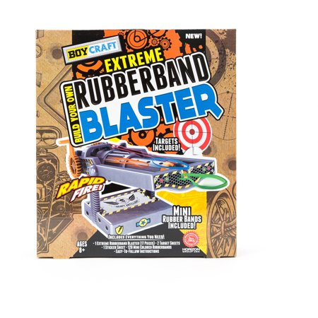 Boy Craft Extreme Rubber Band Blaster Kit by Horizon Group USA