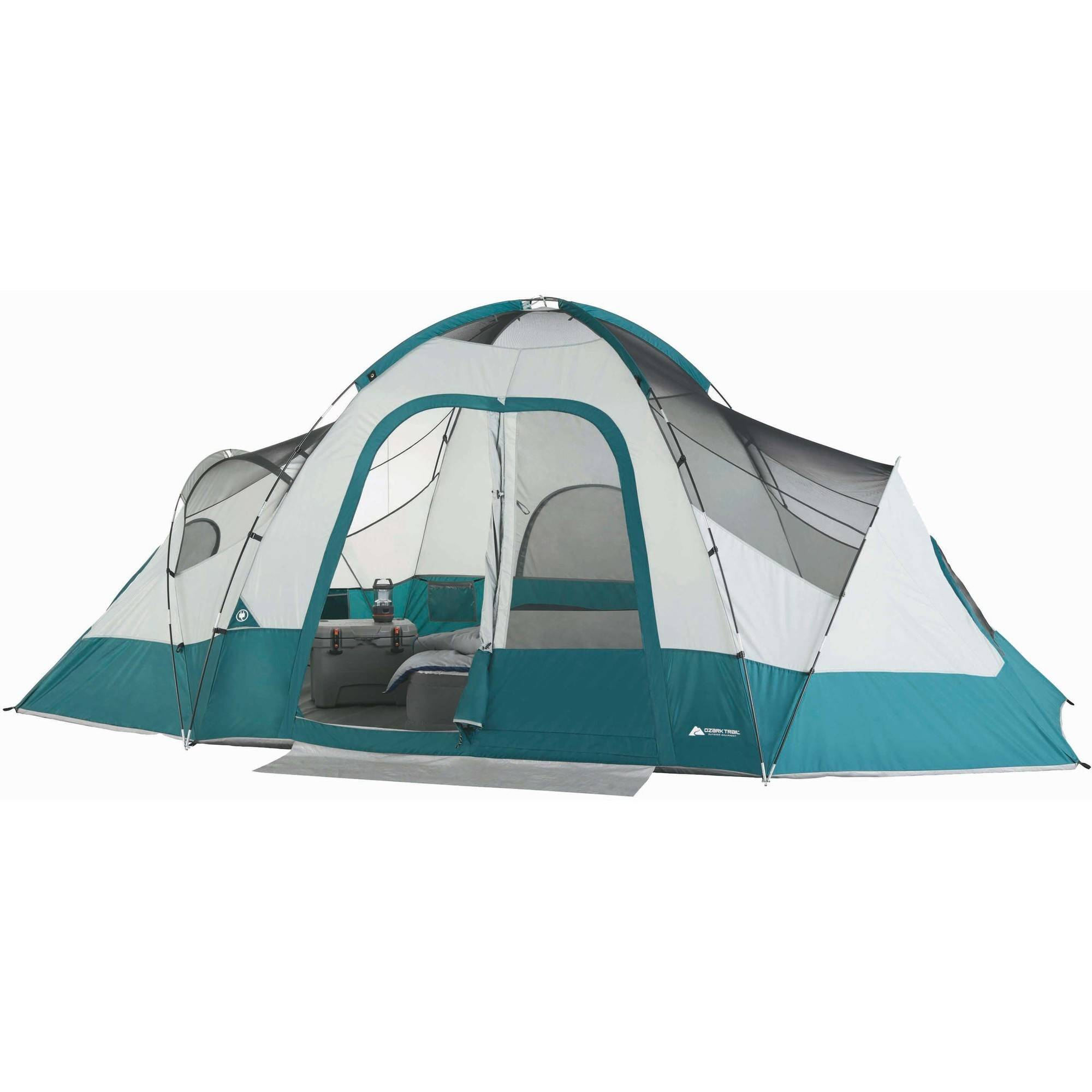sc 1 st  Walmart & Ozark Trail 8-Person Family Tent - Walmart.com