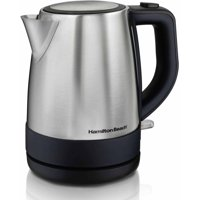 Hamilton Beach Stainless Steel 1 Liter Electric Kettle