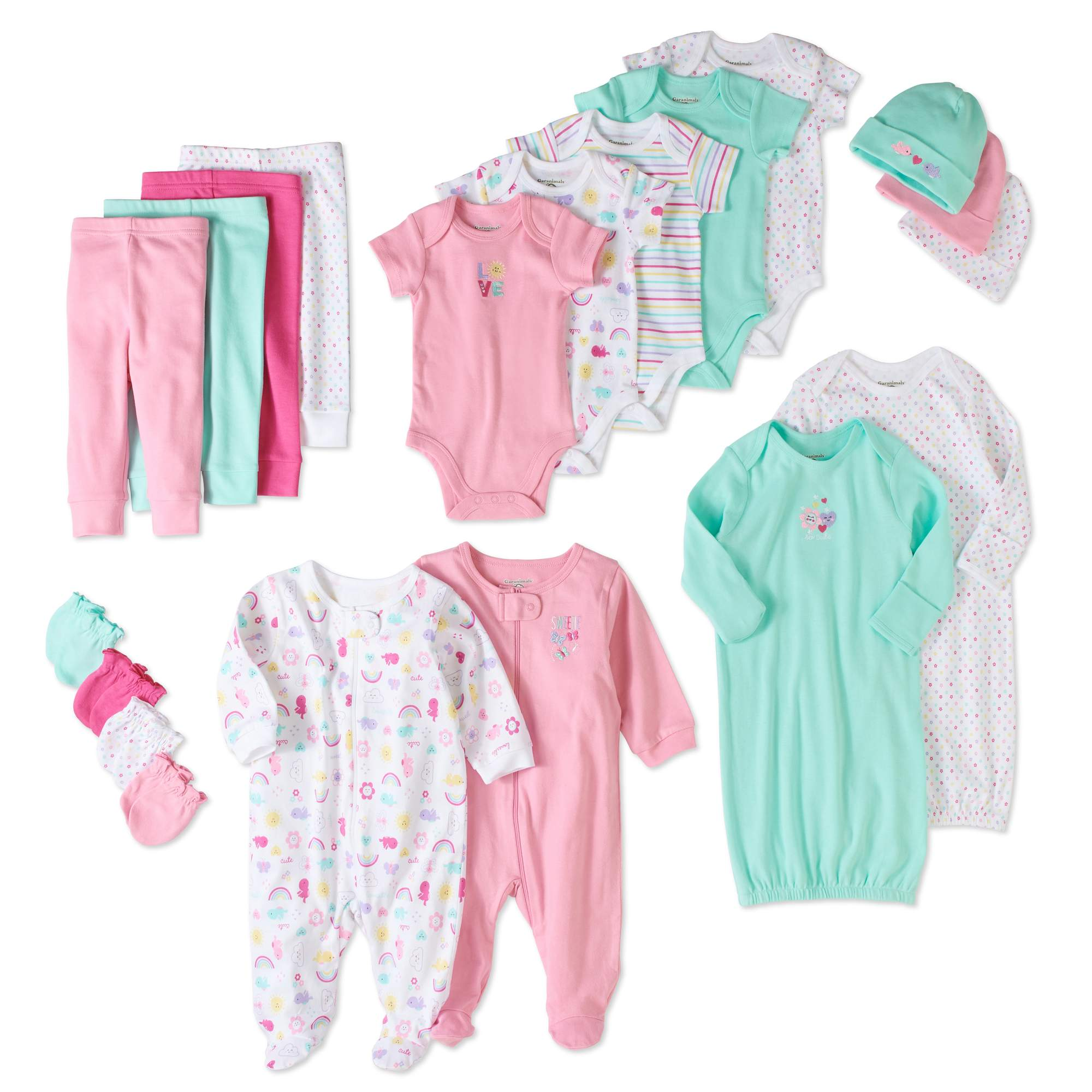 Baby Clothes For Girls Kamisco