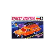 Tom Daniels Street Fighter Bad News 1-24 Revell Multi-Colored