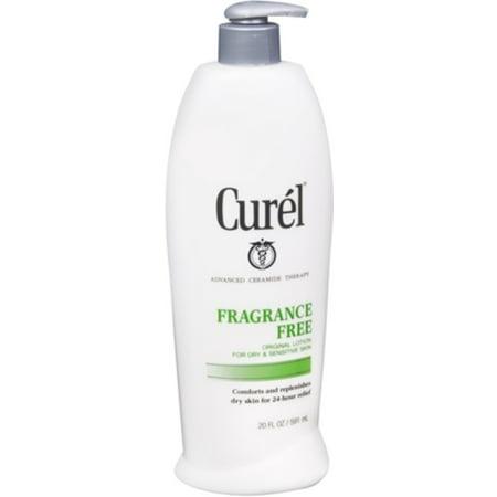 Continuous Fragrance - Curel Continuous Comfort Lotion Fragrance Free 20 oz