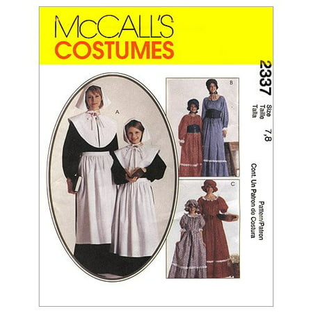 McCall's Patterns M60 Misses' And Girls' Costumes Size MISS 60 Enchanting Mccalls Patterns