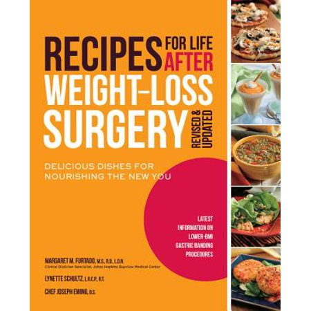 Recipes For Life After Weight Loss Surgery Delicious Dishes For