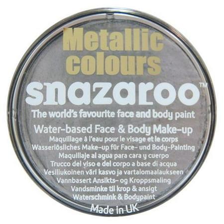18ml Metallic Face Paint - Silver - image 1 de 1