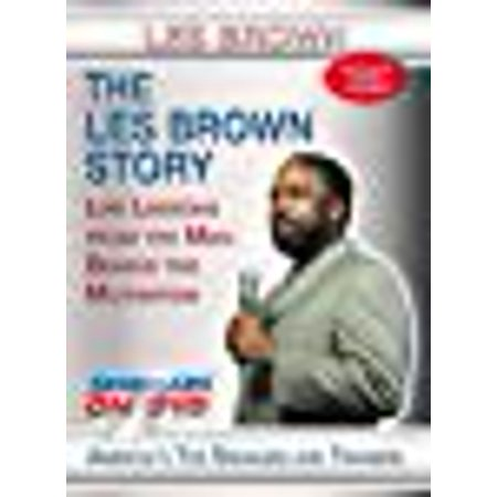 The Les Brown Story - Inspirational Motivational DVD Training (Inspirational Video)
