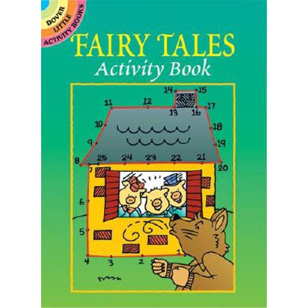Fairy Tales Activity Book Fairy Tale Activity