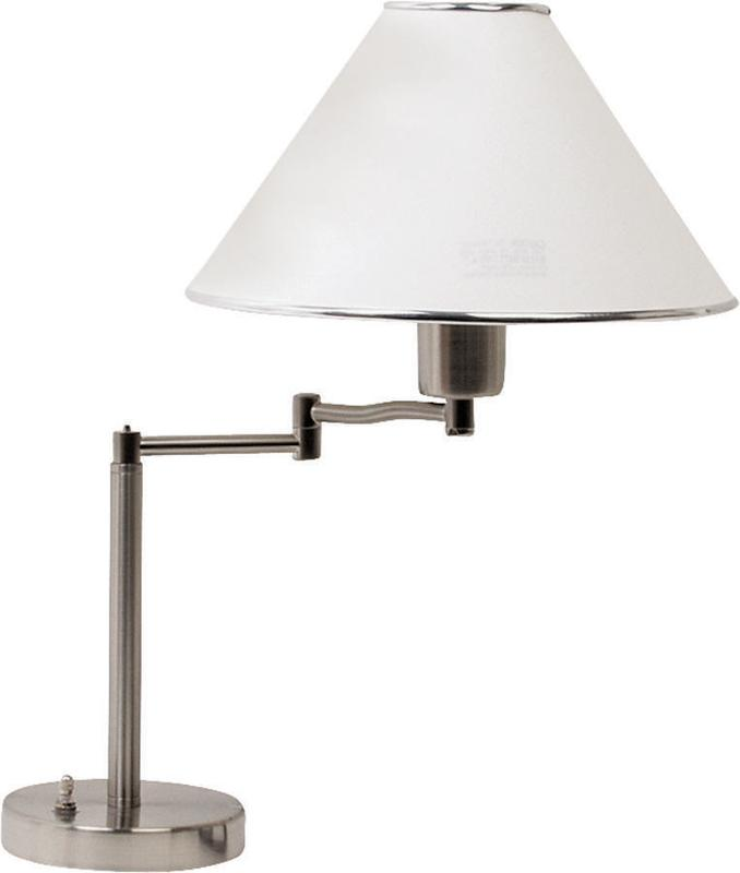 Boston Harbor TL-TB-8008-3L Swing Arm Adjustable Desk Lamp, 60 W, A19 by BOSTON HARBOR