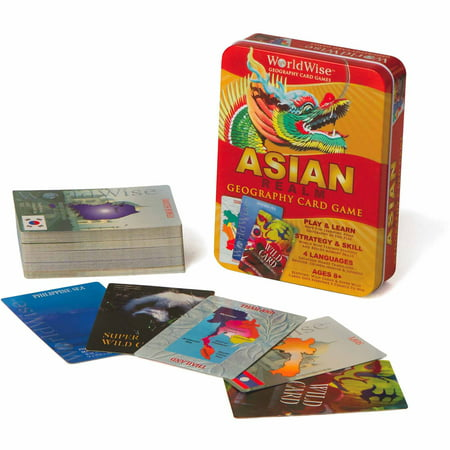 Astronomy Games (WorldWise Asia Card Game)