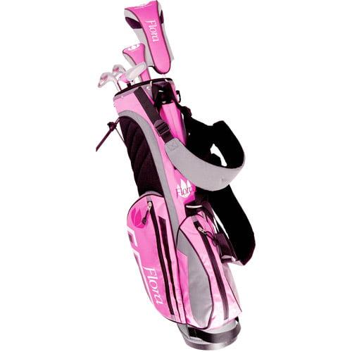 Intech Flora Girls Golf Set Ages 7 12 Yrs Rh Walmart Com Walmart Com