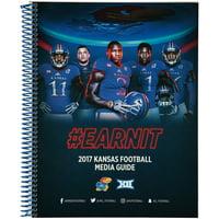 Kansas Jayhawks 2017 Football Media Guide - No Size