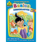 Kindergarten Basics 96 Page Workbook