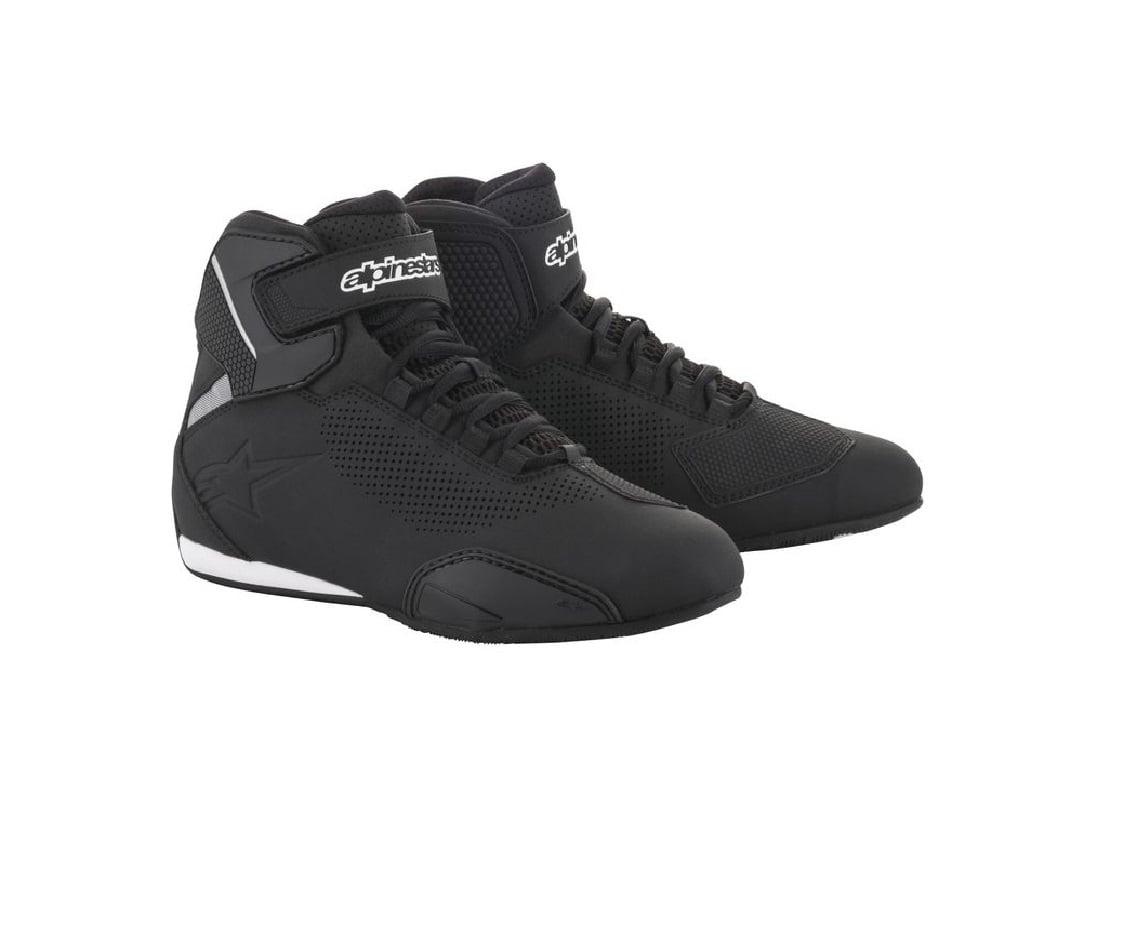 Alpinestars Sektor Vented Shoes Vented Black