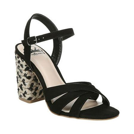 Women's Fergalicious Fiance Ankle Strap Sandal