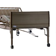 Invacare Corporation BED8-1633 Manual Bed Package w/ Innerspring Mattress