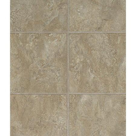 (Greek Grotto 12 in. x 36.61 in. Luxury Vinyl Tile Flooring (15.26 sq. ft. / case))