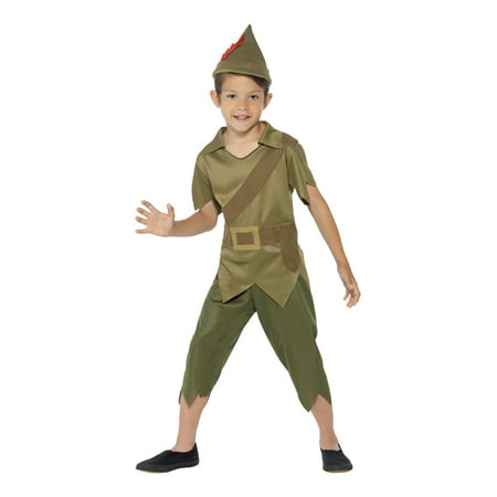 Child's Robin Hood Costume](Green Robin Hood Costume)