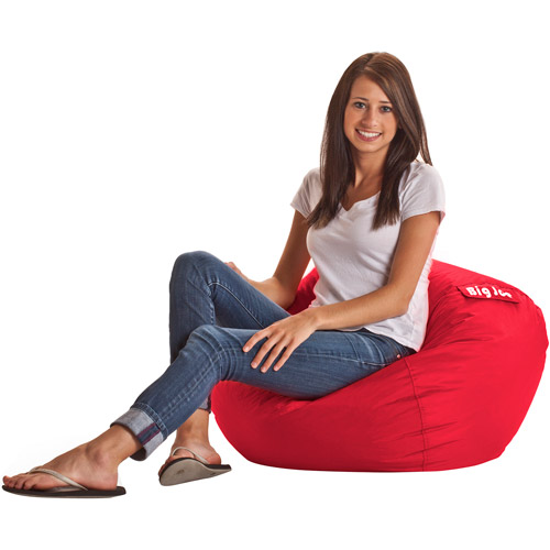 "Click here to buy 98"" Big Joe Round Beanbag, Available in Multiple Colors by Generic."