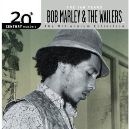 """Full title: 20th Century Masters: The Millennium Collection: The Best Of Bob Marley & The Wailers.<BR>Bob Marley & The Wailers: Peter Tosh (vocals, guitar, keyboards); Bob Marley, Bunny Wailer (vocals, guitar).<BR>Additional personnel include: Tommy McCook (tenor saxophone); Aston Barrett (bass guitar); Carlton Barrett (drums).<BR>Compilation Producers: Bill Levenson; Dana Smart.<BR>Liner Note Author: David Katz.<BR>Recording information: Randy's Studio 17, Kingston, Jamaica (1967 - 1972); Dynamic Sound Studio, Kingston, Jamaica (1967 - 1972).<BR>This compilation offers a brief glimpse into the Wailers' early-to-middle years (they only became Bob Marley & the Wailers after signing to Island Records; Bunny Livingston and Peter Tosh quit soon thereafter). It combines a few of the late-1960s sides the group recorded for Texas singer Johnny Nash (whose ska-inflected """"Hold Me Tight"""" had been a big international hit in 1967) with material recorded for the band's own Wail'n Soul'm and Tuff Gong labels, and for the visionary producer Lee """"Scratch"""" Perry.<BR>Songs such as """"Small Axe,"""" """"Kaya,"""" and """"Lively Up Yourself"""" are all familiar from their later incarnations, and to hear them in their unadorned earlier versions, particularly the primitive recordings of """"Stir It Up"""" and """"Soul Rebel,"""" is to experience both their simple power and Bob Marley's faith in their ultimate mass acceptance. THE BEST OF BOB MARLEY & THE WAILERS makes clear that the band's raw talent was present from the outset, while hinting at the time and sweat involved in bringing that talent to full fruition."""