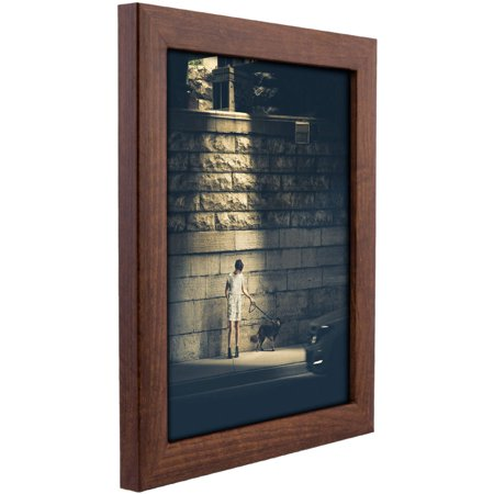Craig Frames Contemporary Honey Brown Picture Frame (Browns Picture Frame)