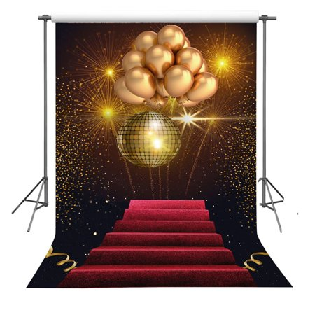 HelloDecor Polyster Background 5x7ft Party Event Red Carpet Photography Backdrop Photo Props](Carpet Photo)