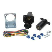 7 Way RV Style Trailer & Vehicle Wiring Kit Contains Both A Vehicle & Only One