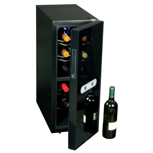 12 bottle dual zone Wine Cellar by Koolatron