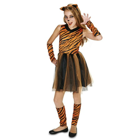 Cool Cat Tigeress Costume