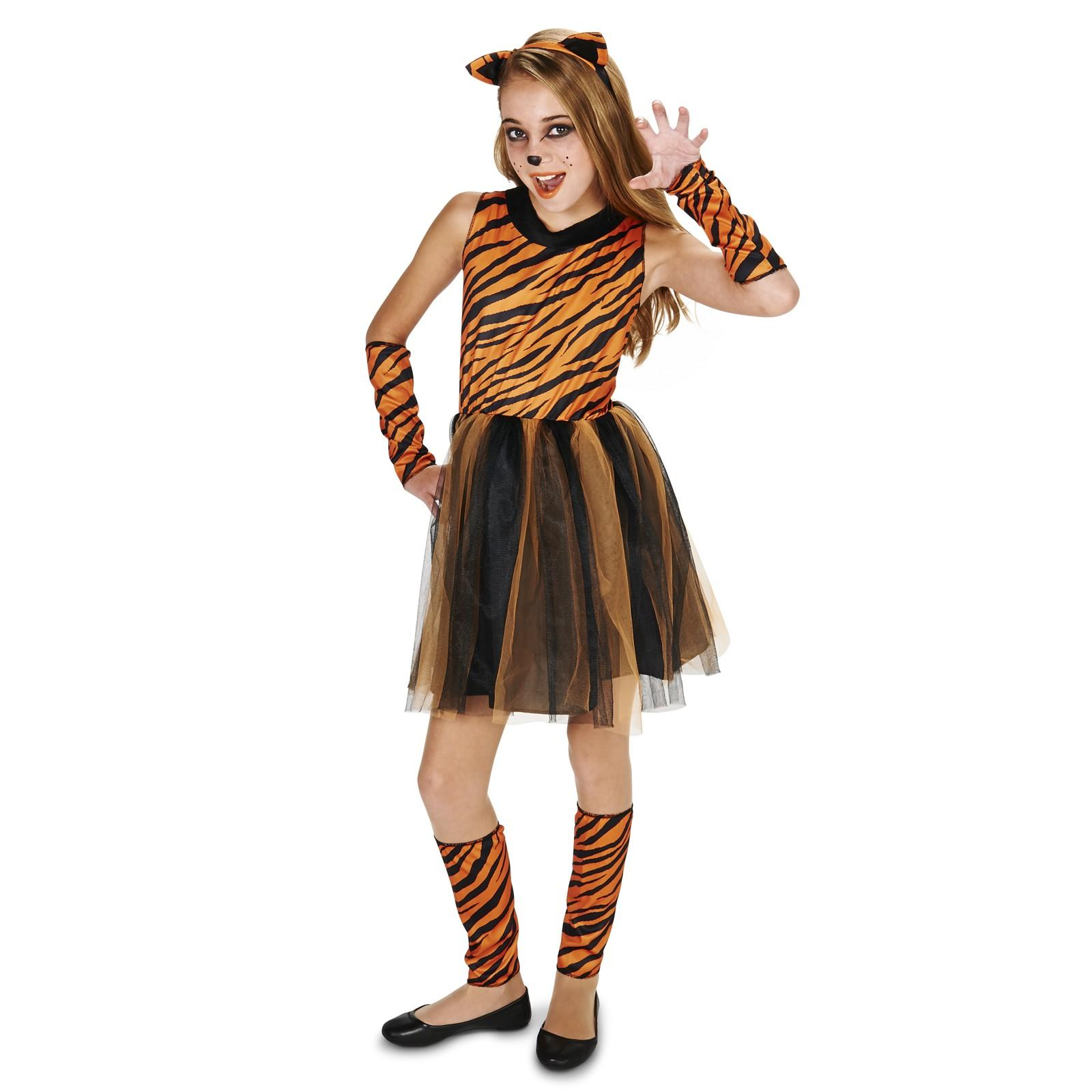 Cool Cat Tigeress Costume