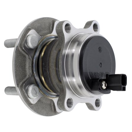 WJB WA512466 Rear Wheel Hub Bearing Assembly for ford Focus 2016-2012, Replace 512466