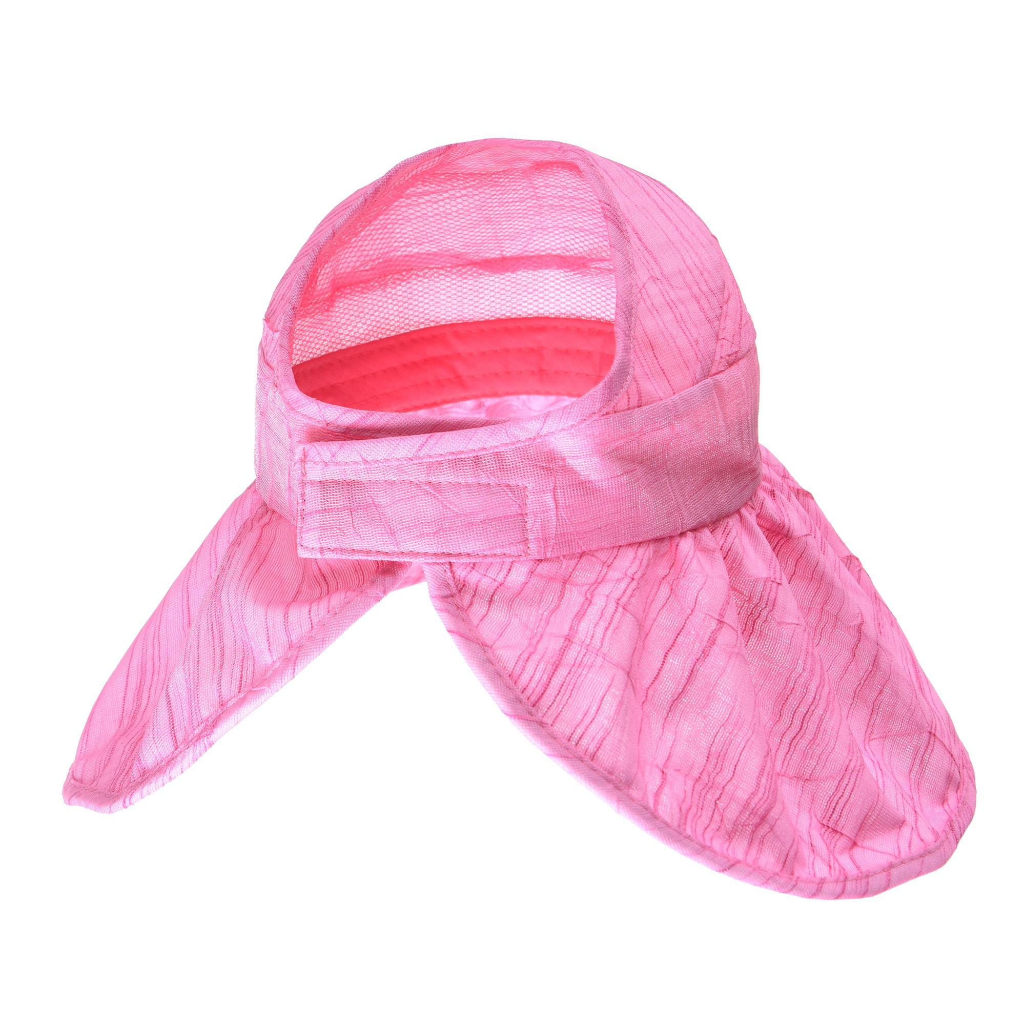 WITHMOONS - WITHMOONS Floral Ladies Sun Visor Hat with Floppy Wide Brim  SL9709 (Black) - Walmart.com 9307e94e5334