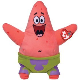 TY Beanie Babies Patrick Star [Toy] - image 1 of 1