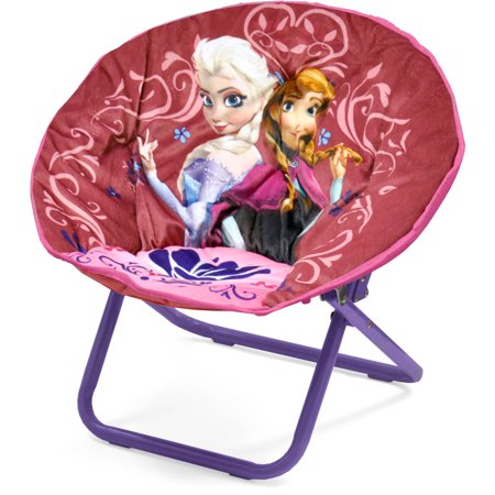 disney frozen mini saucer chair. Black Bedroom Furniture Sets. Home Design Ideas
