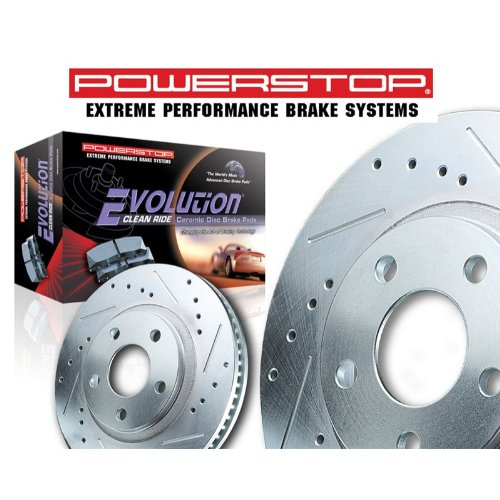 Power Stop K5878 1-Click Brake Kit Brake Kit - image 1 of 1