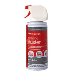 Office Depot Cleaning Duster, 3.5 Oz., OD35152 35 Duster Deck Cover