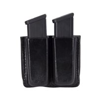 Tagua Gunleather Leather Double Pistol Magazine Carrier