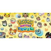 Pokemon Battle Trozei, Nintendo, Nintendo 3DS, [Digital Download], 0004549668207