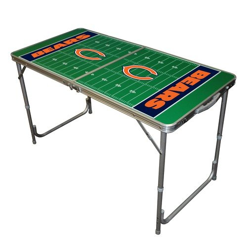 Tailgate Toss NFL 2x4 Tailgate Table