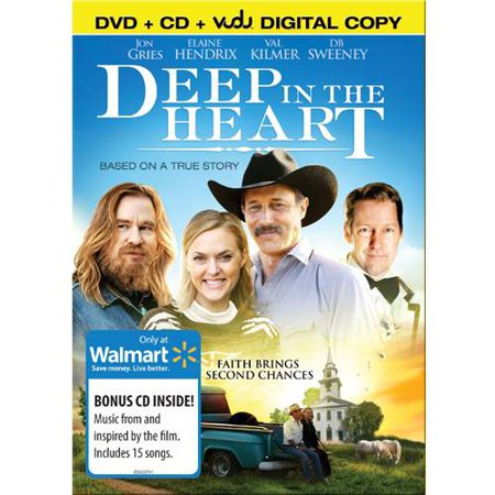 Deep In The Heart (DVD + CD + Vudu Digital Copy) (Walmart Exclusive)