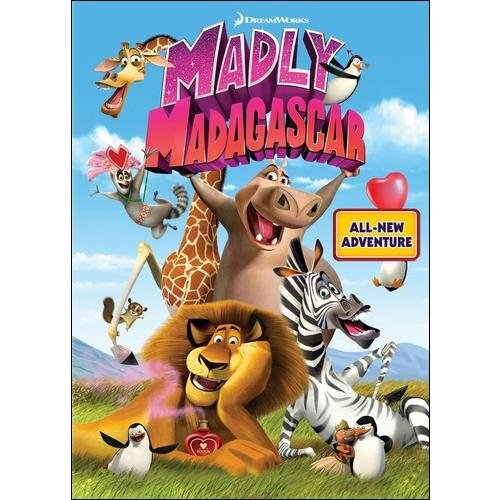 Madly Madagascar (Widescreen)