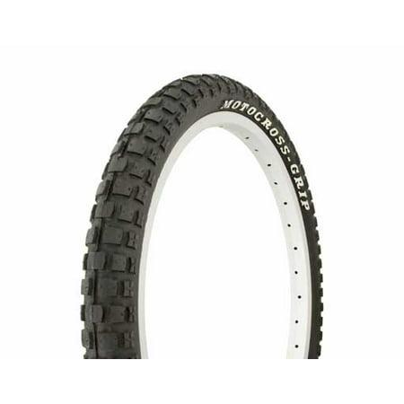 "Tire Duro 20"" x 2.125"" Motocross Raised Letter, lowrider bike tire, lowrider bicycle tire, bmx bike tire, cruiser bike tire"