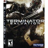 Terminator: Salvation PS3
