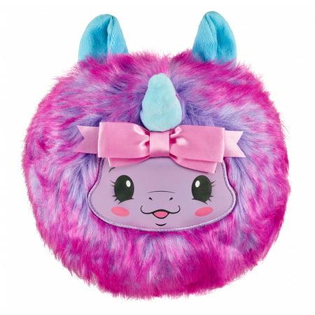 Pikmi Pops Cheeki Puffs Large Pack, Cheekles the Unicorn Plush Toy