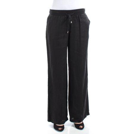 STYLE & CO Womens Black Lounge Pants  Size: 4